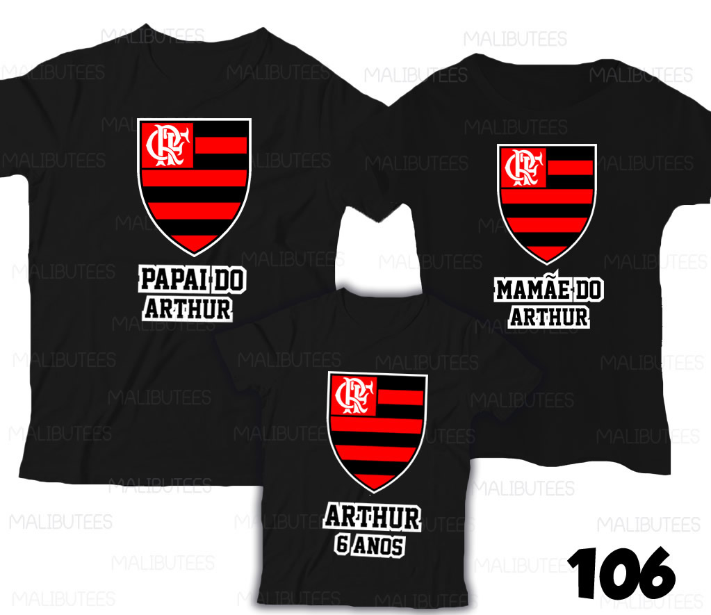 Camiseta Flamengo  d9d1cf834c172