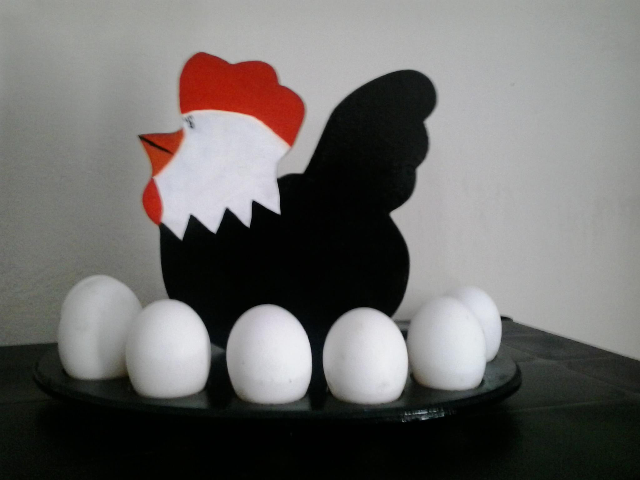 a6ade246b1f bandeja para ovos no Elo7