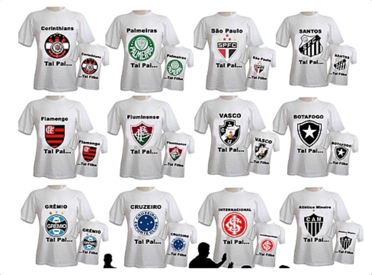 Camiseta Flamengo Tal Pai Tal Filho  006830cd38ad6