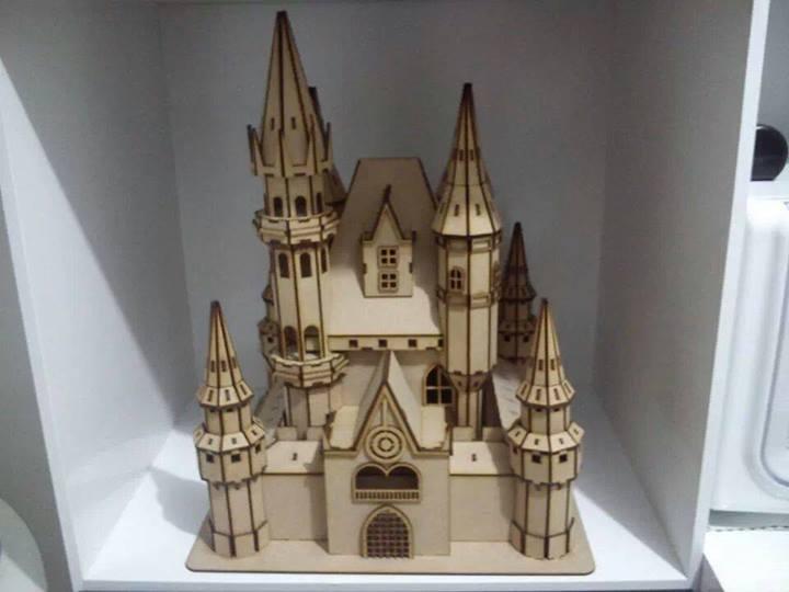 Castelo De Brinquedos Elo7