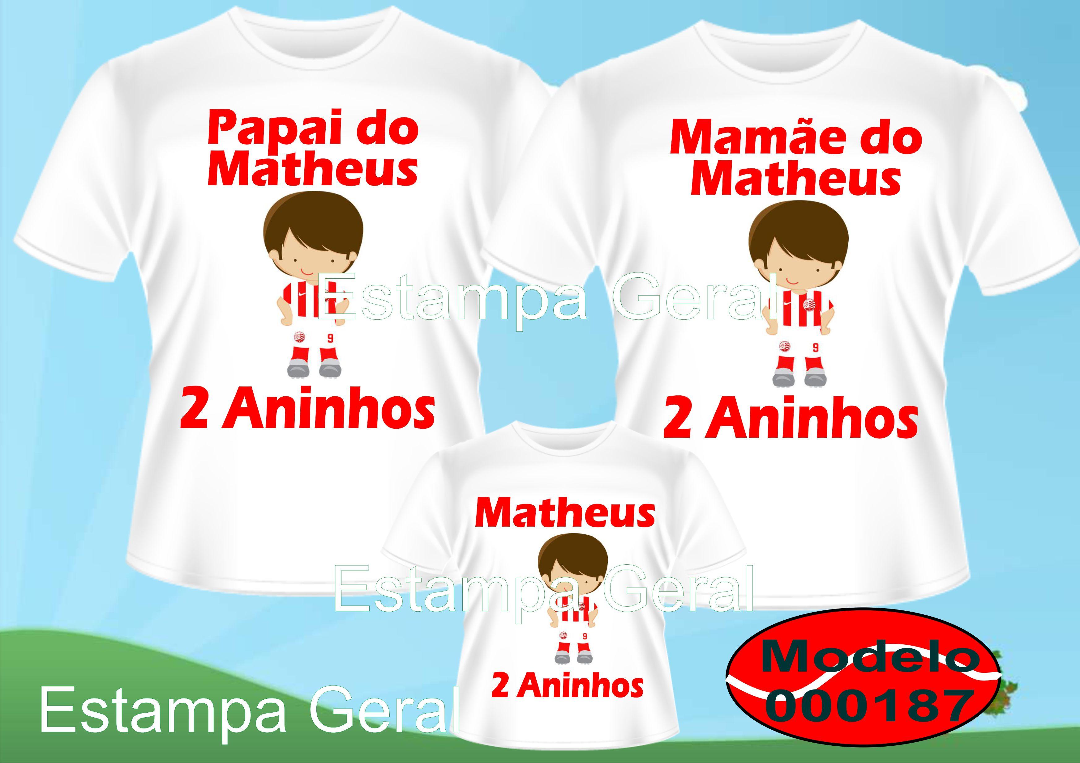 41f8c286e7 Camisetas Aniversario Times de Futebol