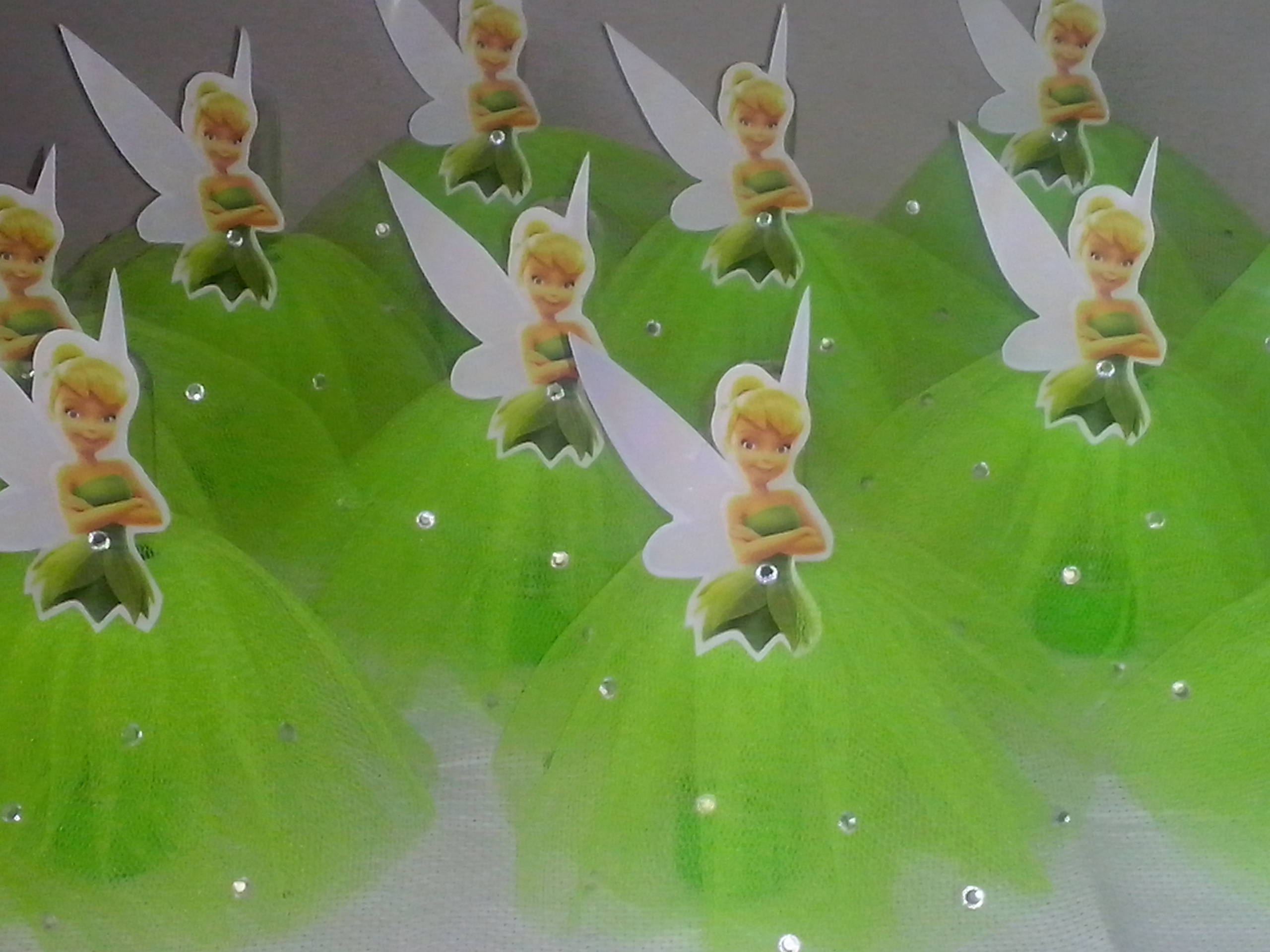 Zoom · Lembrancinha Tinker bell