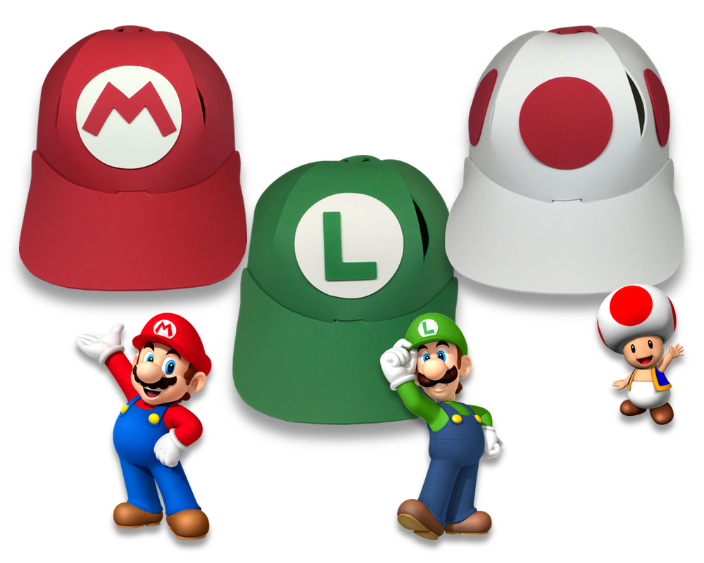 Bone Mario e Luigi Feltro  c505db3887f