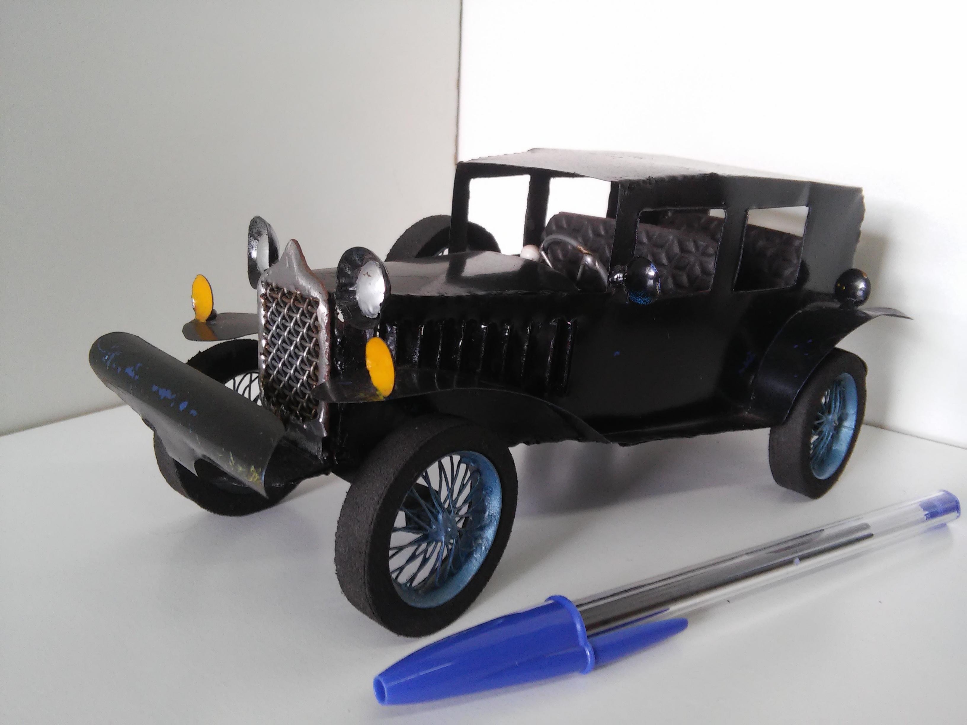 f8183c40750 Replica de Carros em Madeira