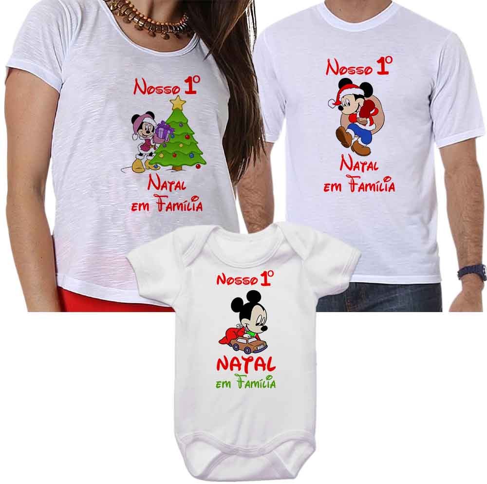 cbb997da9eda22 Camiseta e Body Mae e Filho a Natal | Elo7