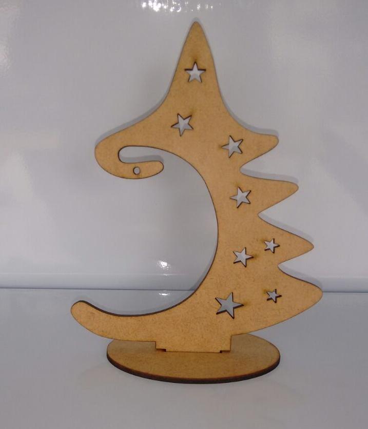 Arvore Natal Mdf 15cm