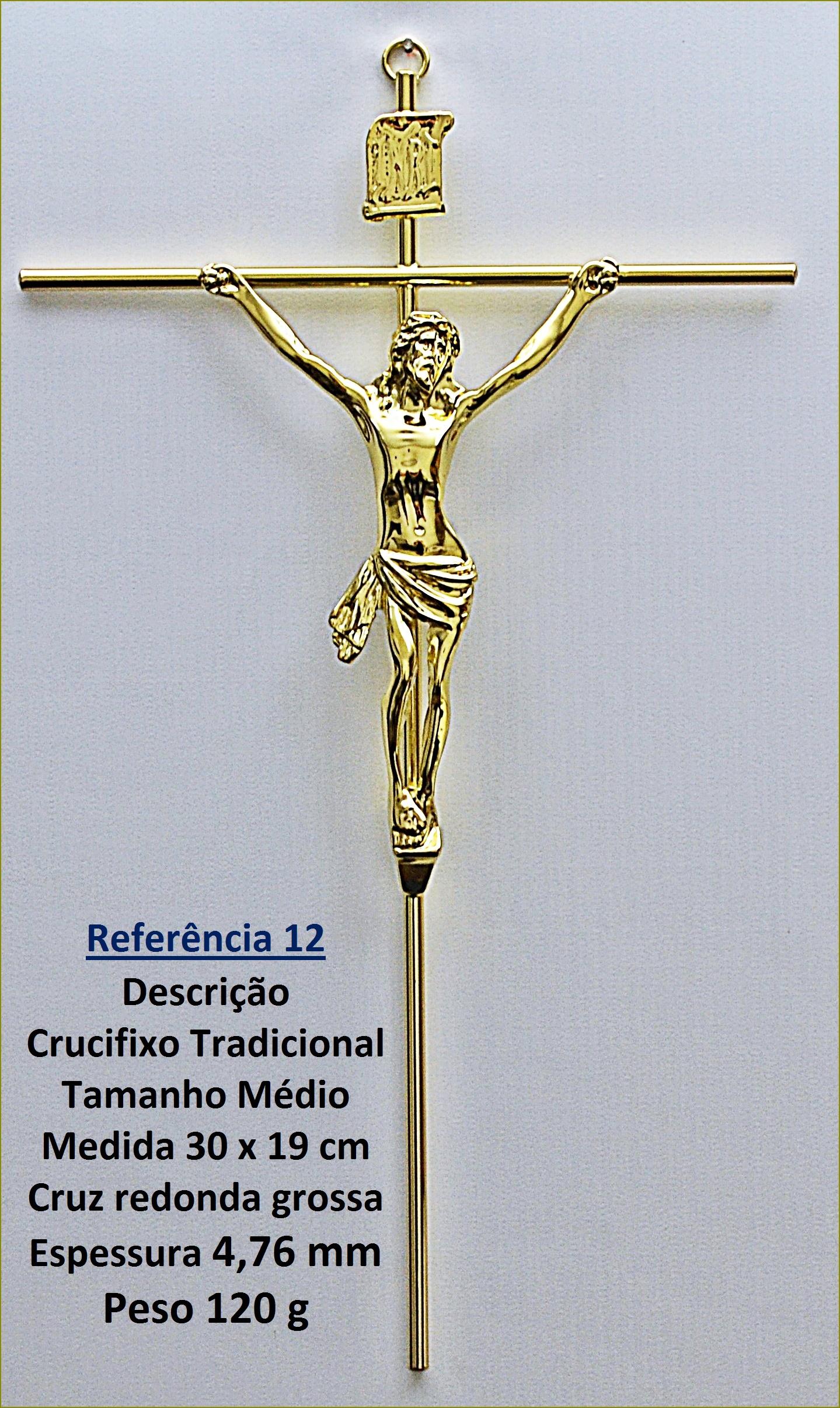 Crucifixo Tradicional Parede Jesus Ref12 no Elo7   ROMA CrRUCIFIXOS (615531) d8b73d845d