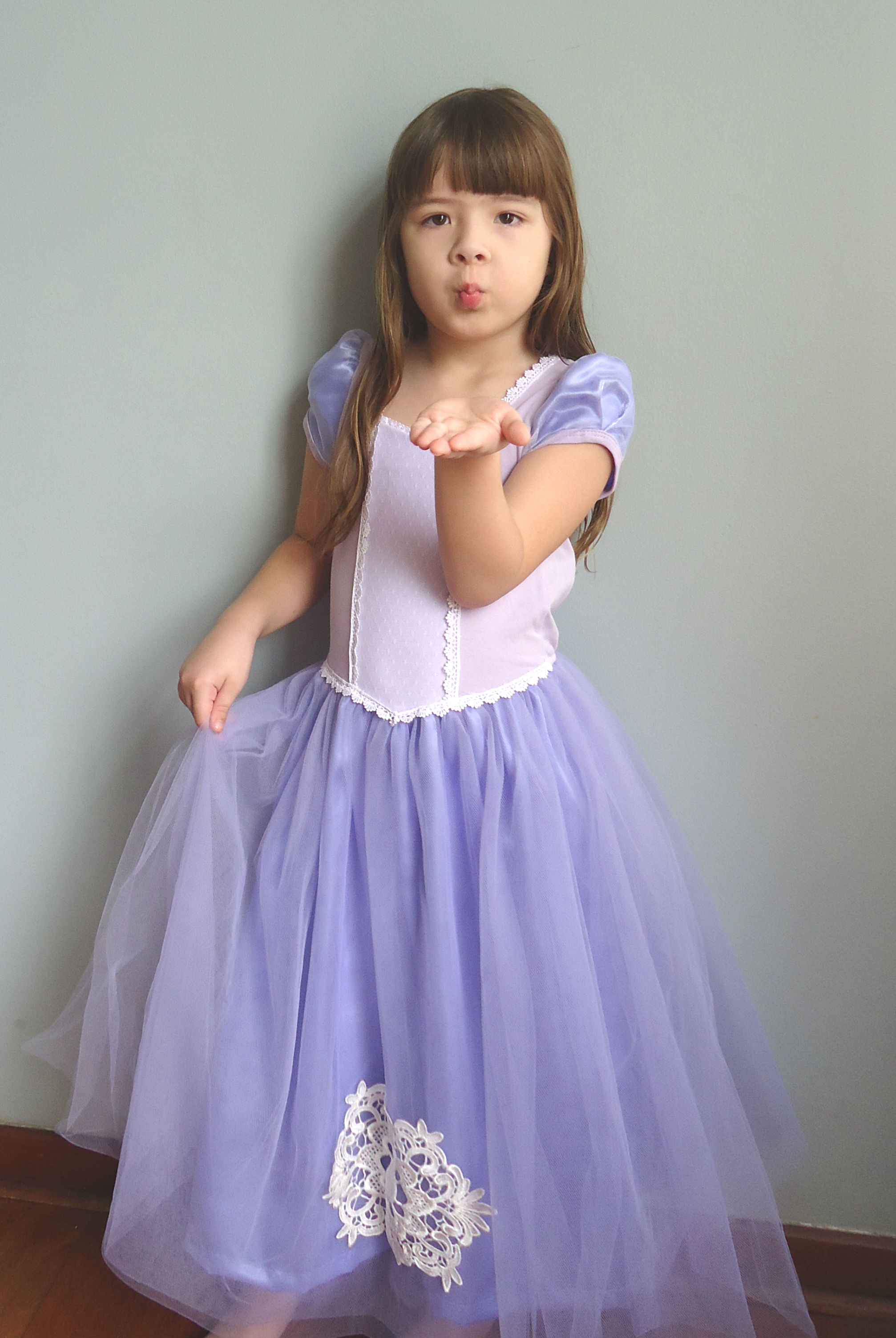 Fantasia Princesa Sophia | Elo7