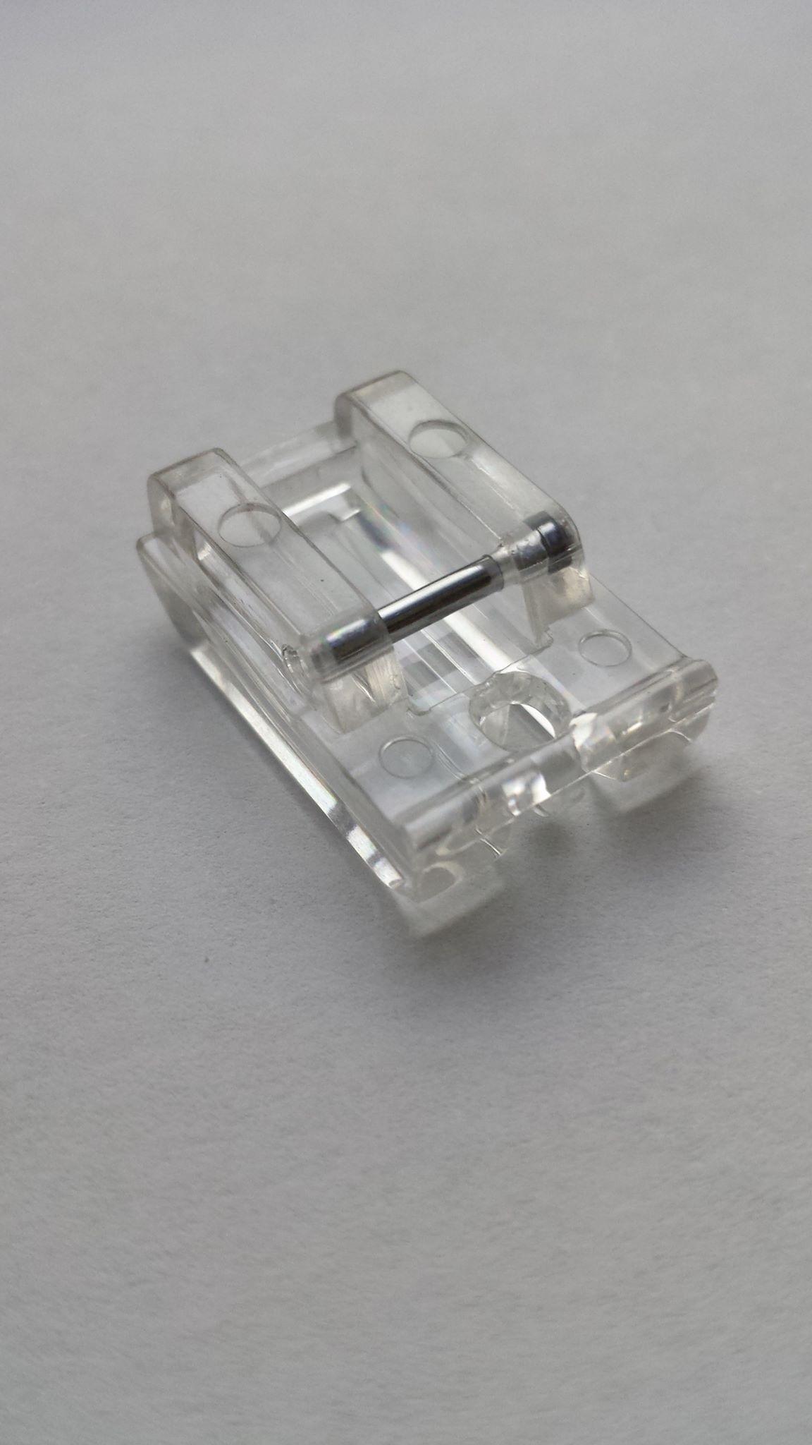 Calcador Ziper Invisivel Maq Domestica