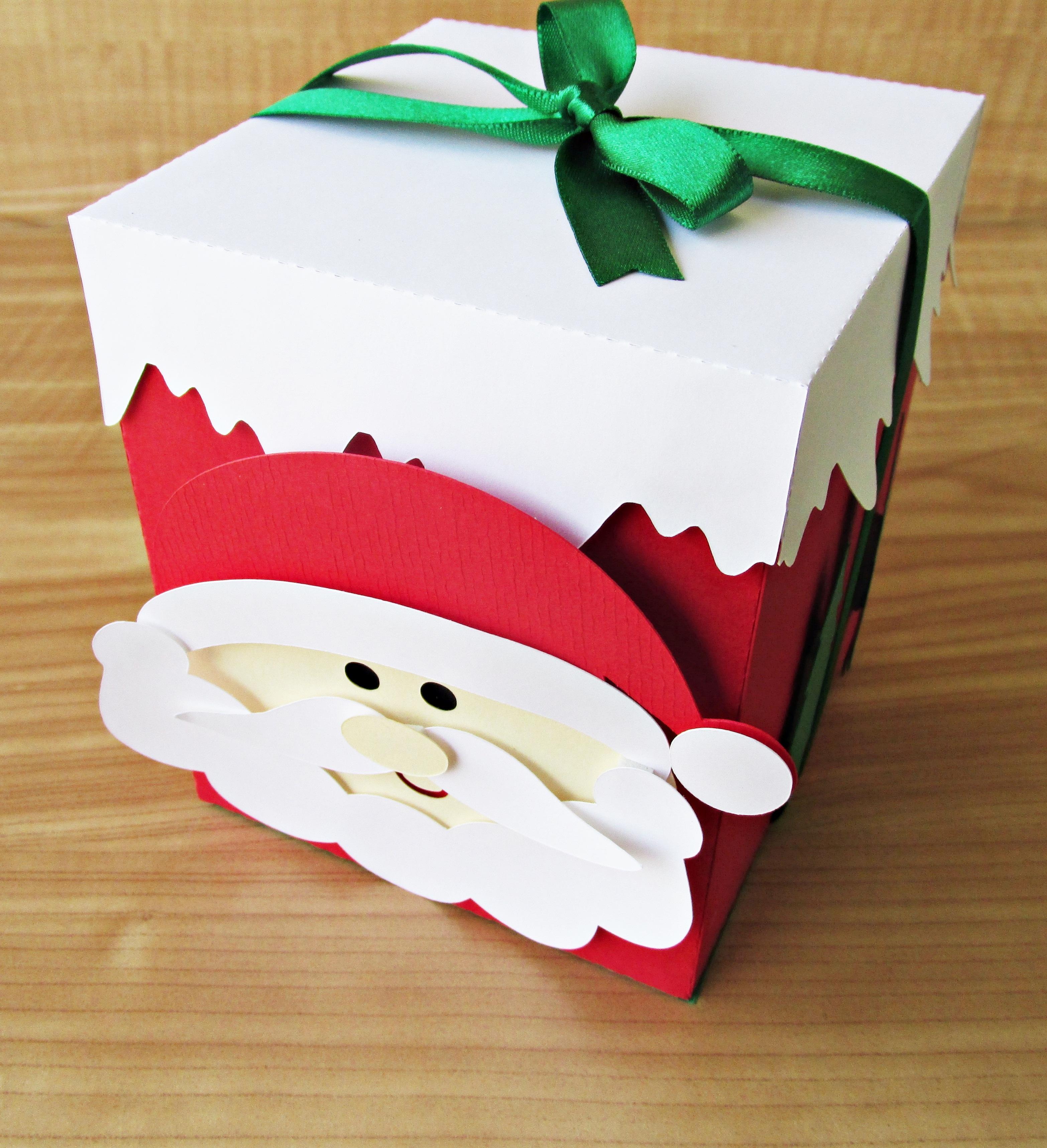 Caixa De Natal Para Mini Panetone No Elo7 Dolce Carta 7f8ecf