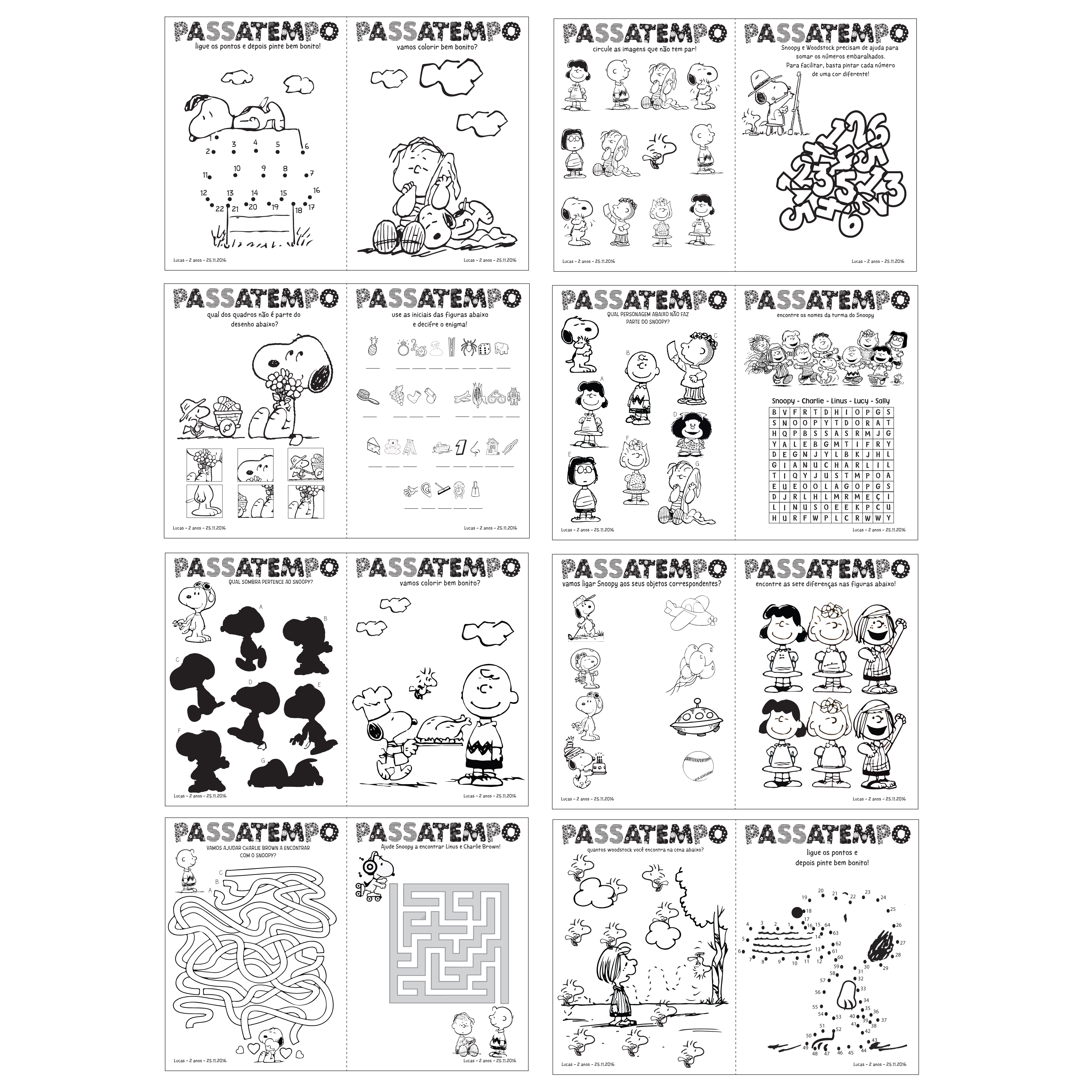 Snoopy Para Pintar. Charlie Brown Christmas Coloring Pages Printable ...