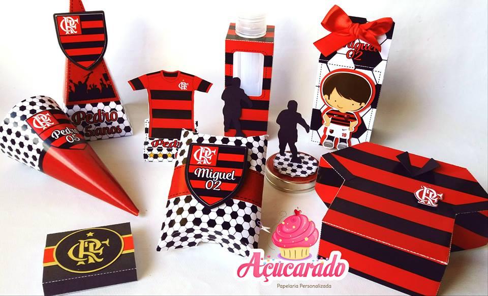 Kit Festa Flamengo Elo7