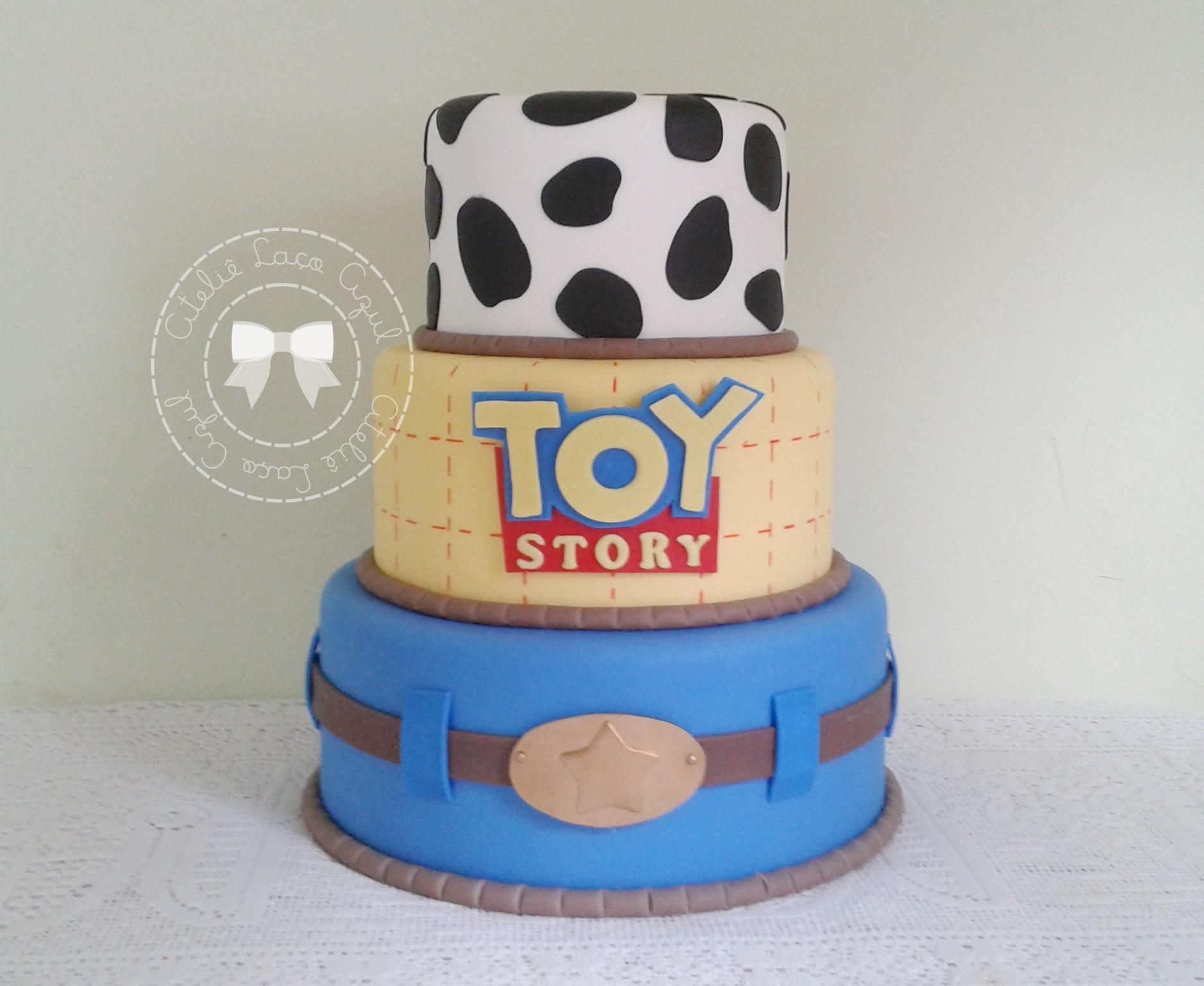 Fabuloso Bolo Toy Story no Elo7 | Ateliê Laço Azul (8139B0) KK23