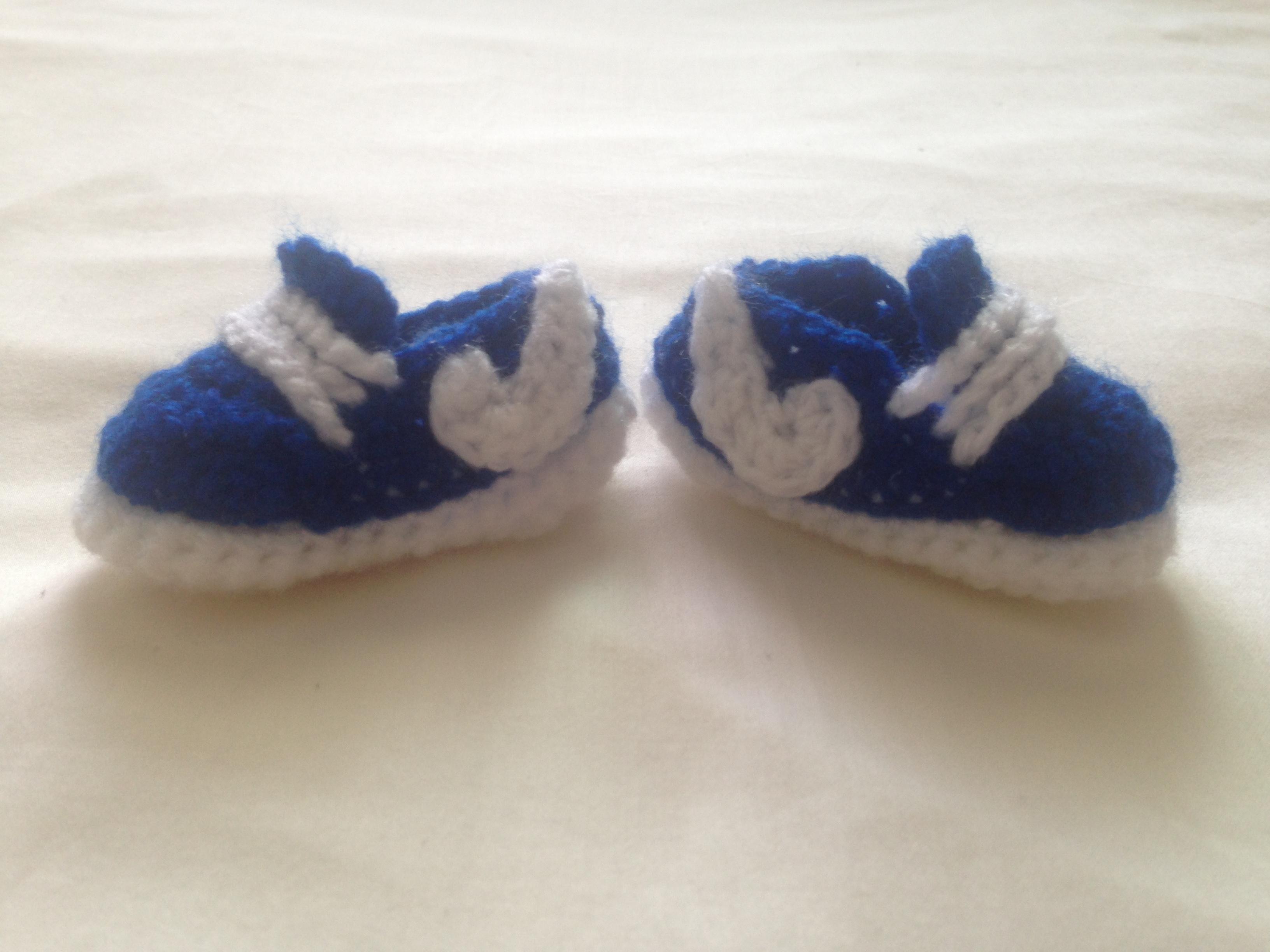 64cdaa458 Sapatinho tênis Nike para bebê no Elo7