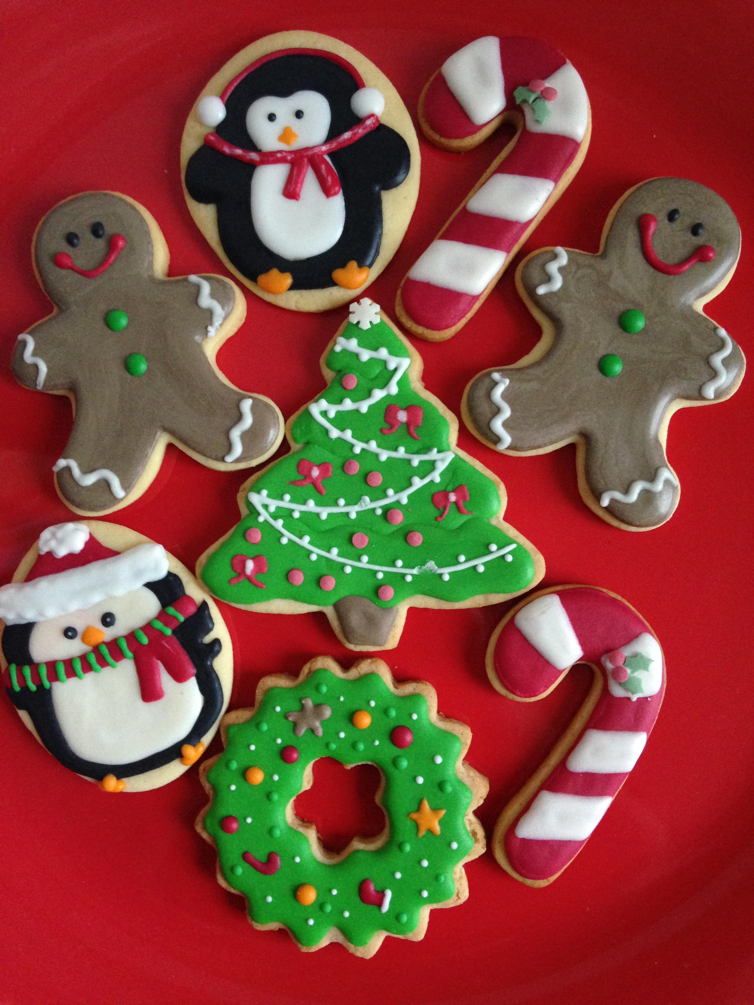 Biscoitos de Natal  8305ae677cb