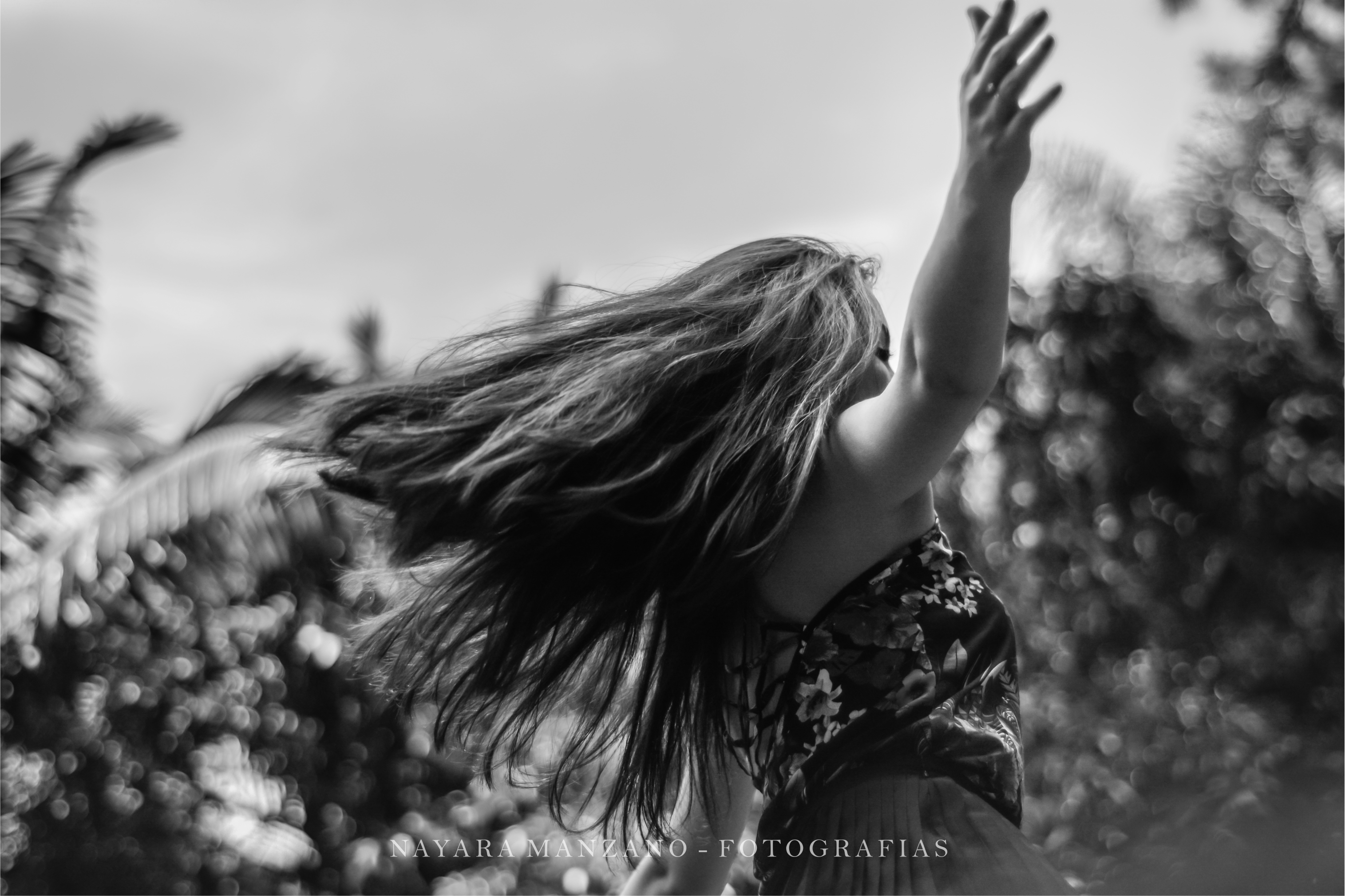 Ensaio fotografico feminino