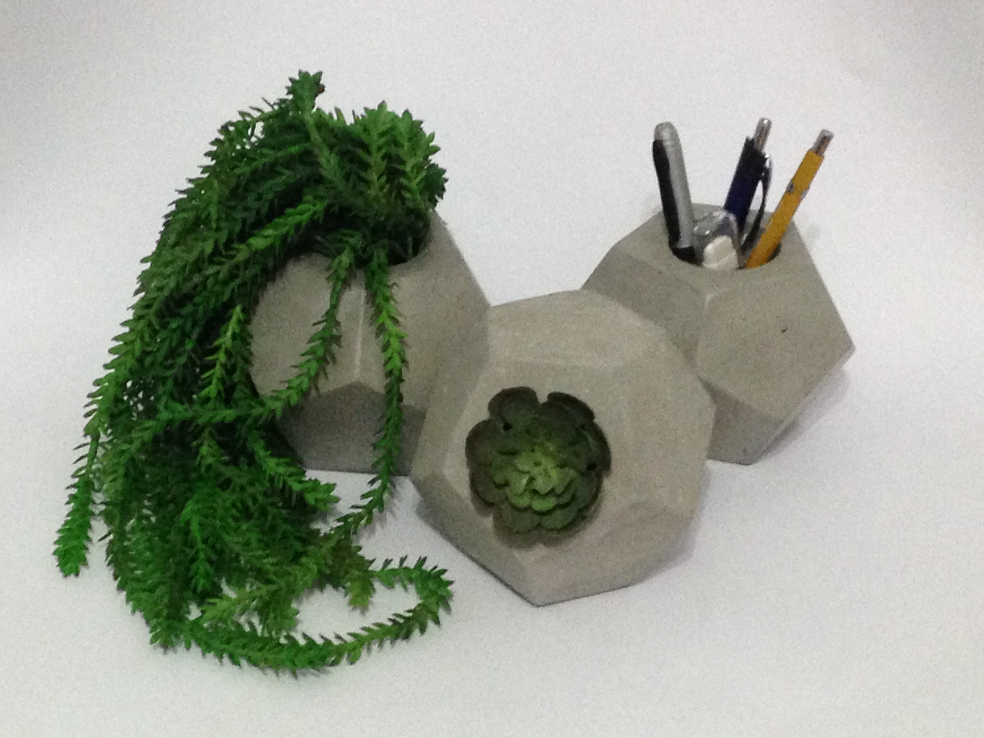 Design Of Vaso de cimento geométrico G e preço