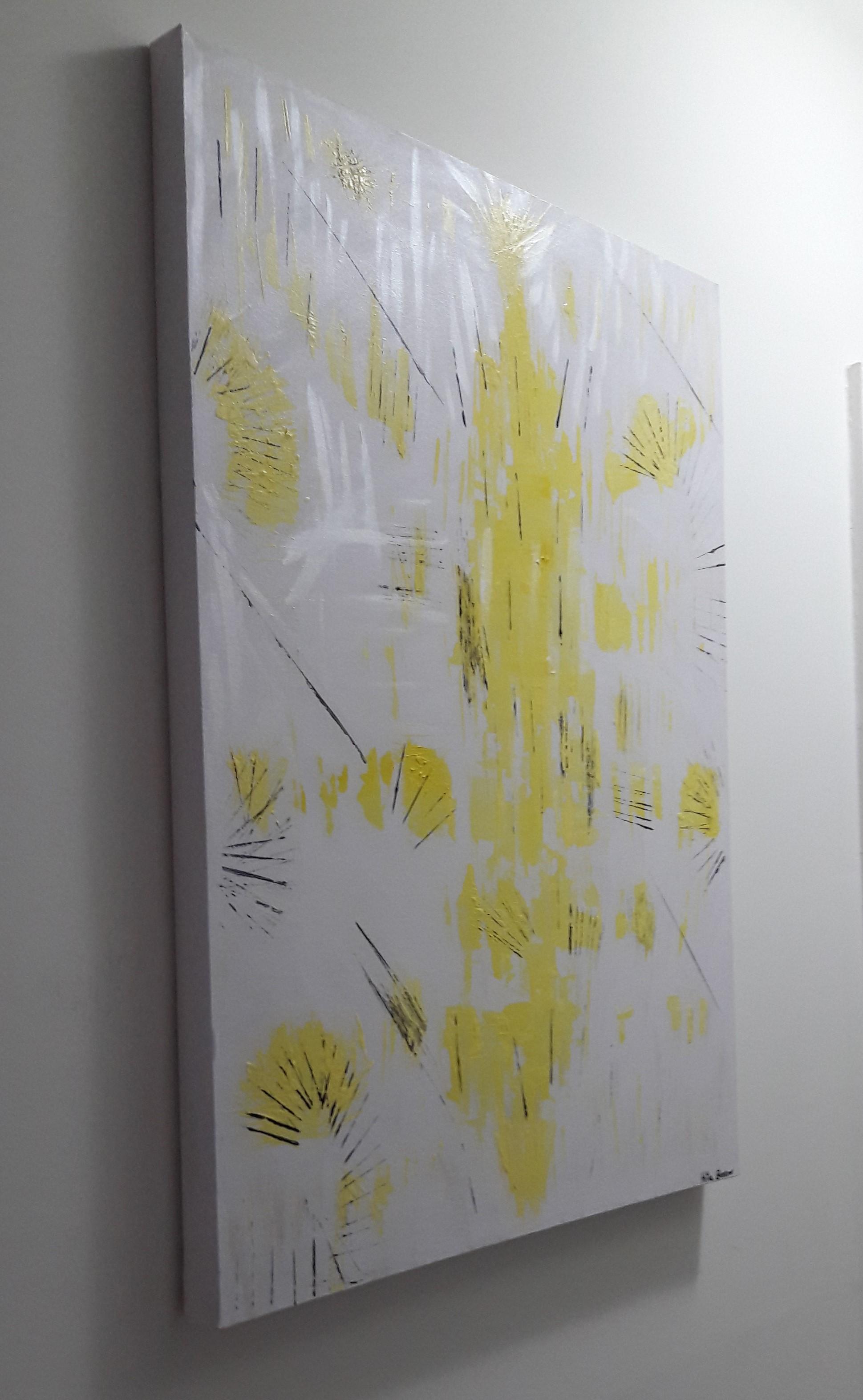 Pintura acrilica abstrata for Pintura acrilica moderna