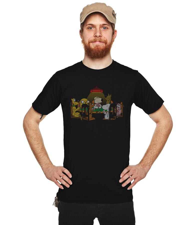 Camiseta Desenhos Animados 15311  0bebfa4dd64