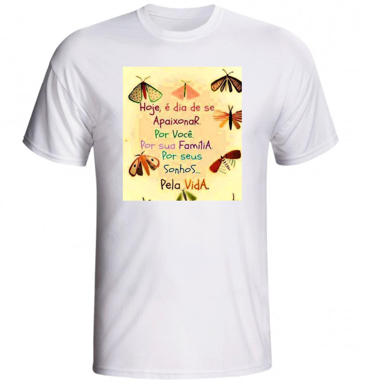 Camiseta Pensamentos No Elo7 Mm Presentes Personalizados 82d279