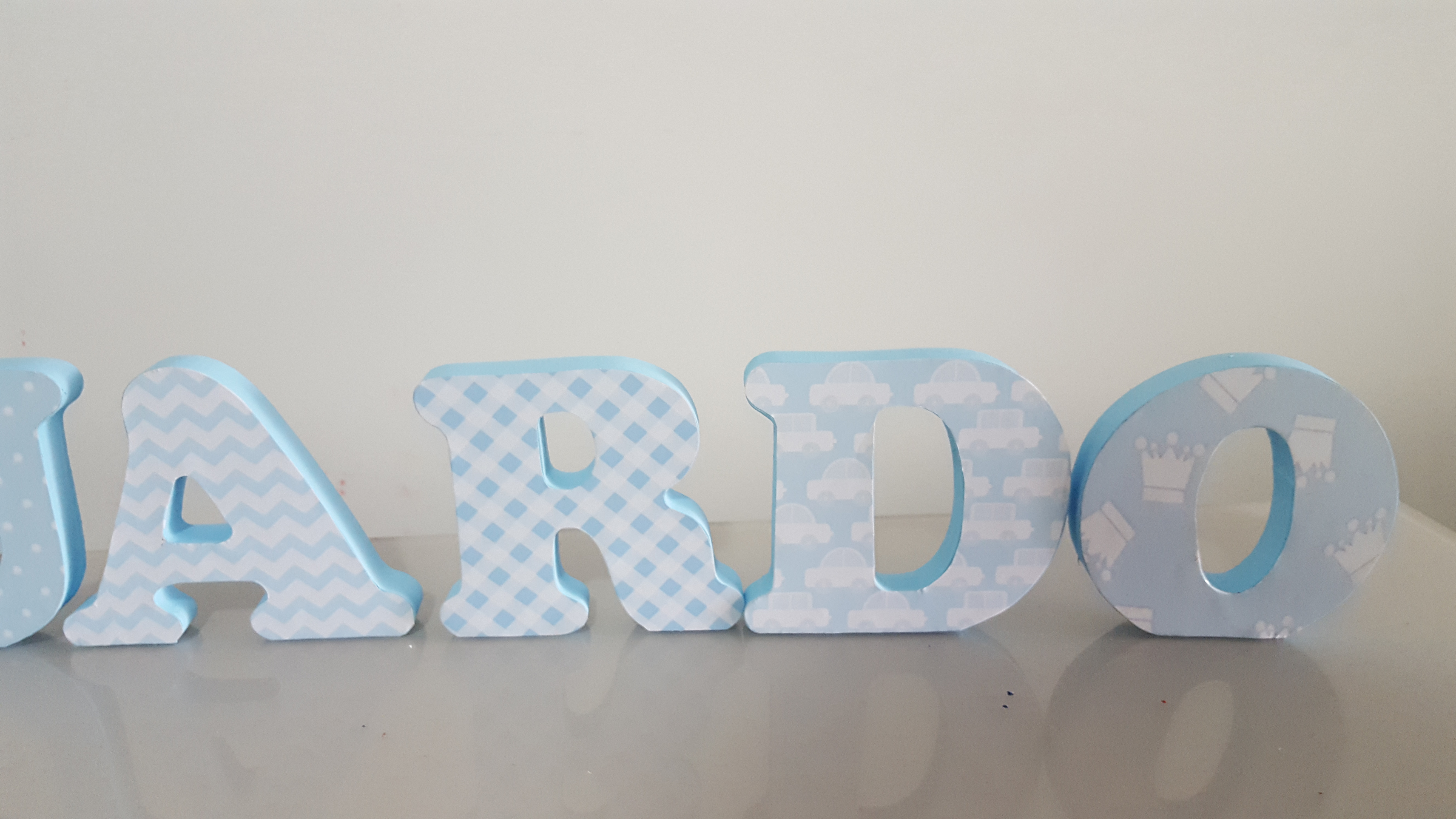 Letras bebe decoracion letras decoradas ursinho azul marinho ki luxo lembranas e convites elo - Letras bebe decoracion ...