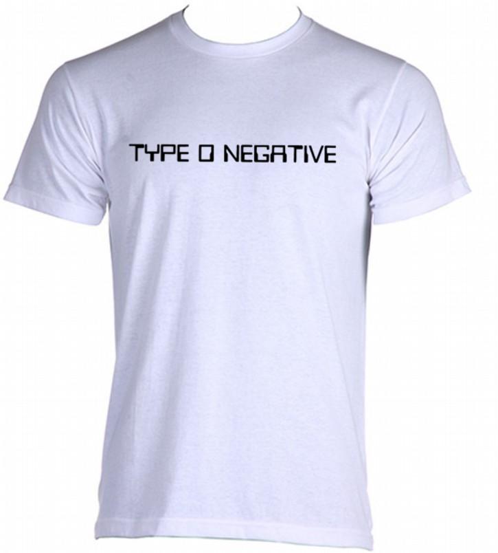 fccf599cd Camiseta Type o Negative