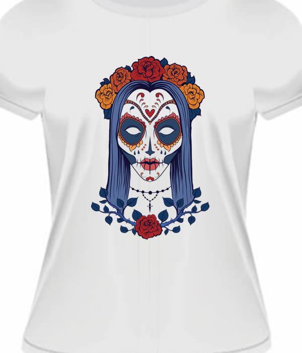 Fabrica de Camisetas de Caveiras Mexicanas  bf51dabd3d6e5