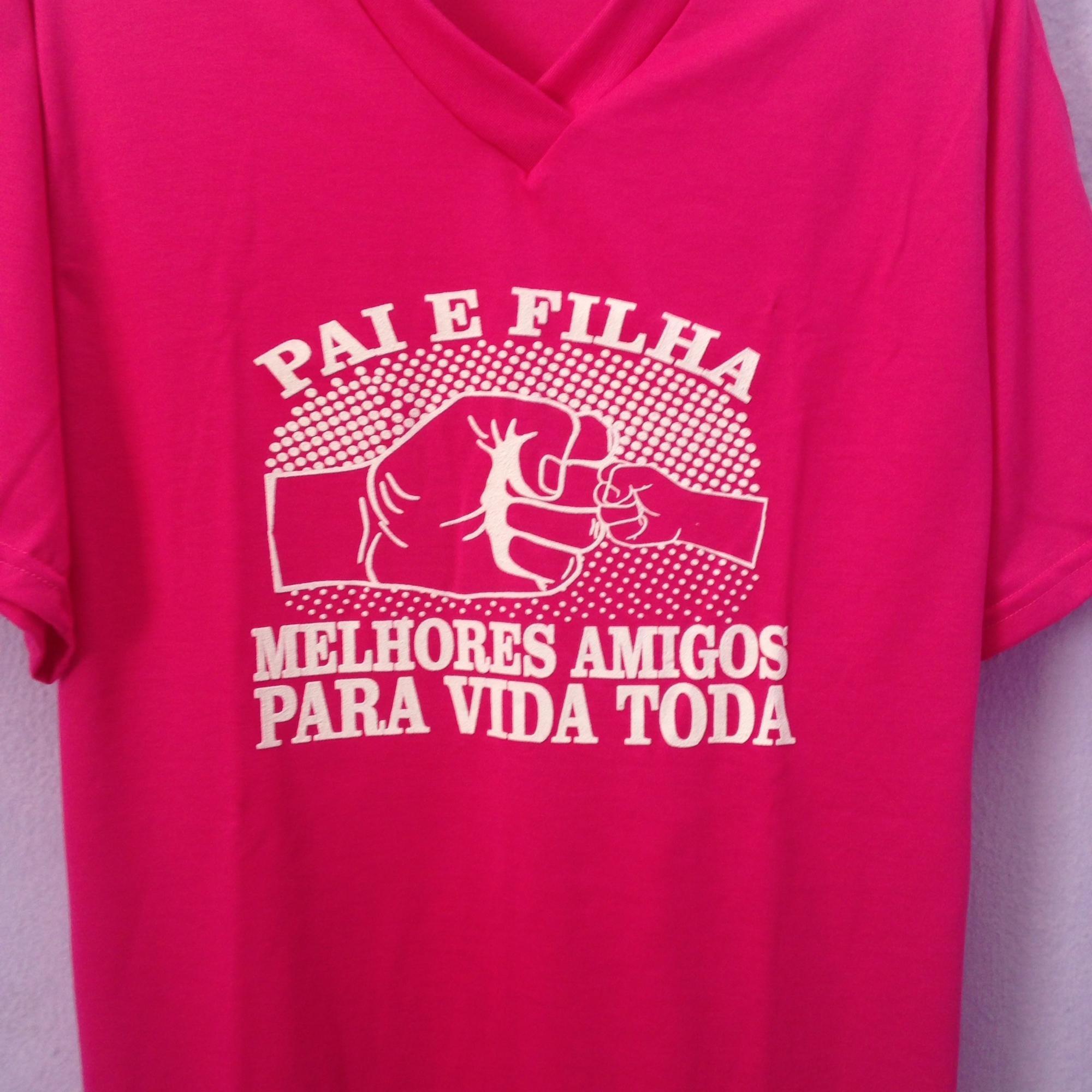 Camiseta Pai E Filha No Elo7 Sm Camisetas 83bc2a