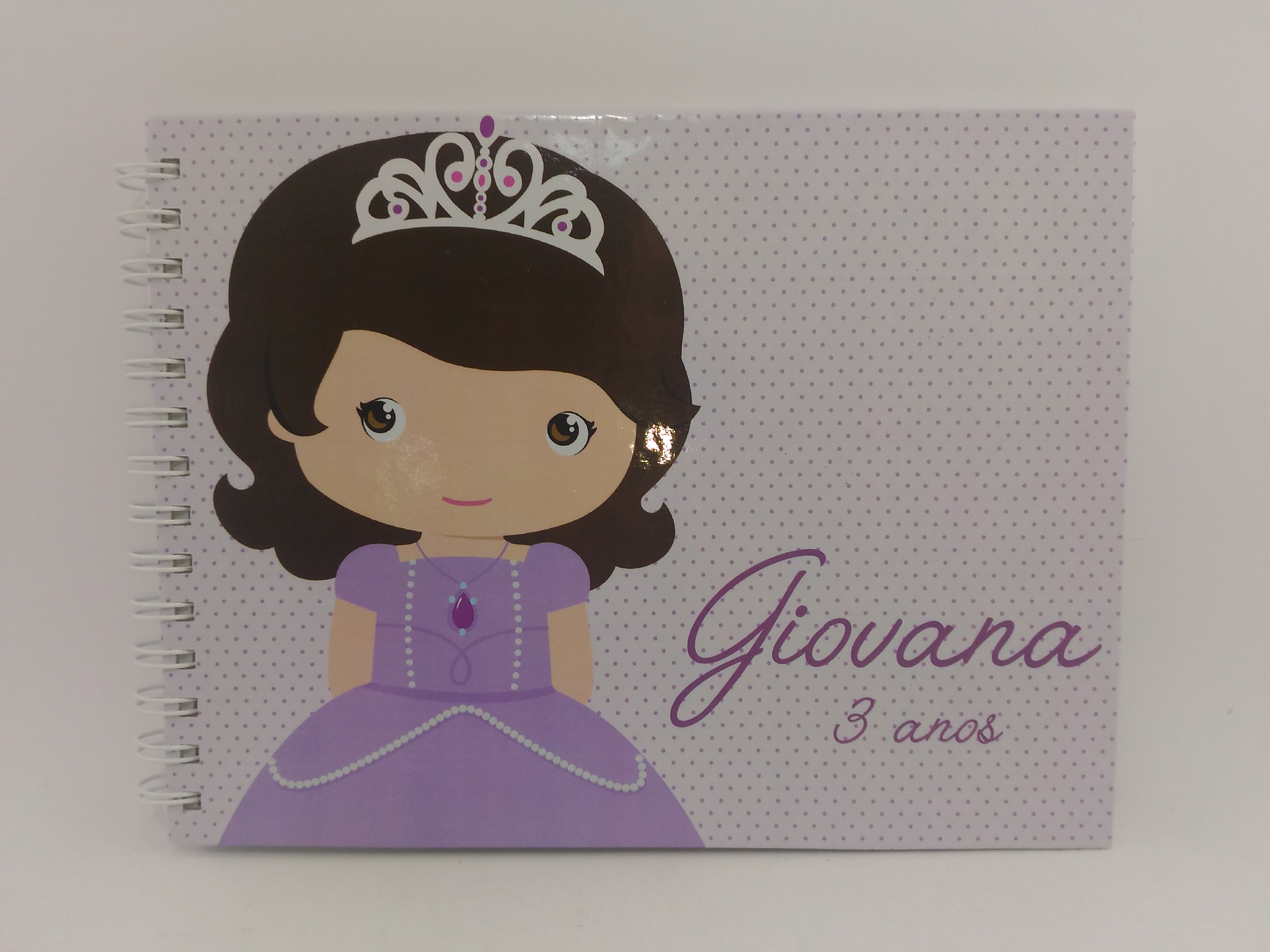 Caderno De Desenho Princesa Sofia No Elo7 Mimos E Ternura 84e904