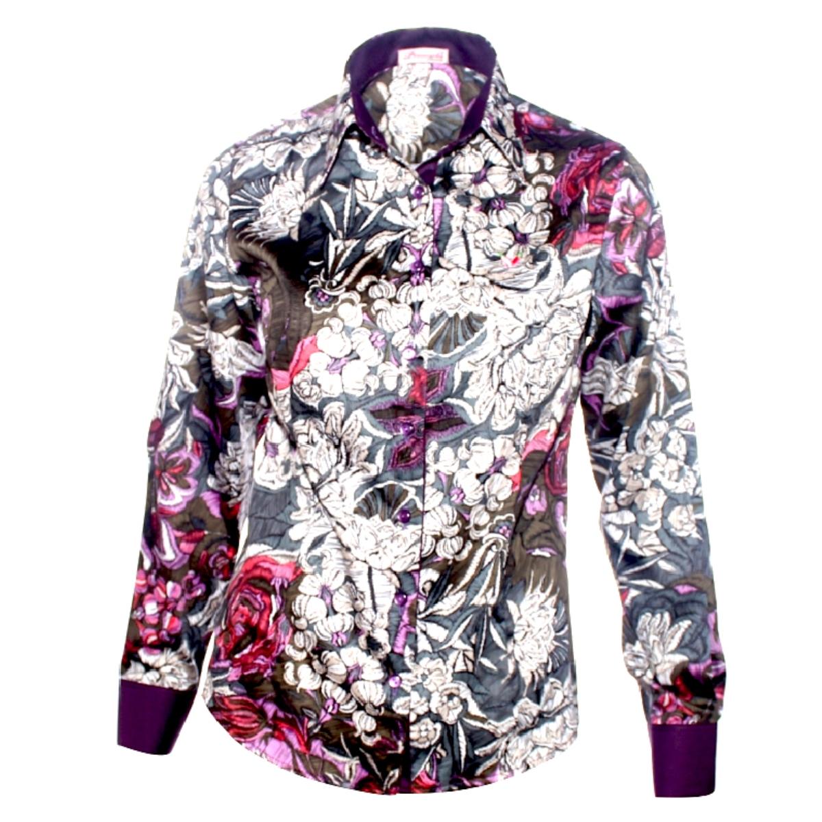be0a1c8039 Camisa Feminina Mayna Pimenta Rosada