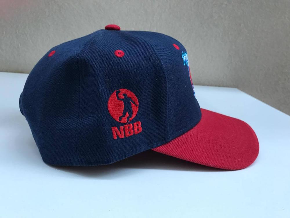 Boné NBB - Franca Basquete no Elo7  57e7875bf36