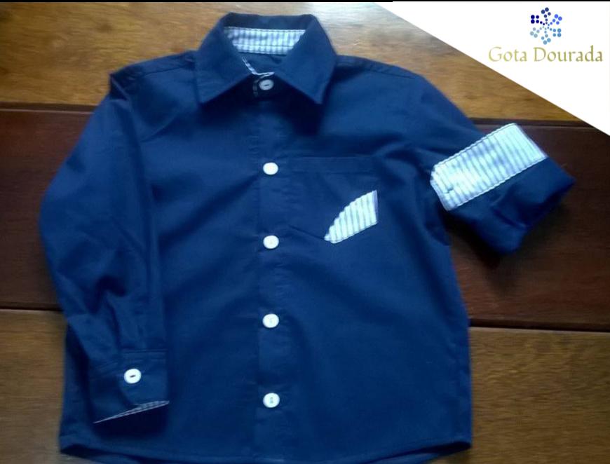 c8ed380d7e Camisa Florida Infantil