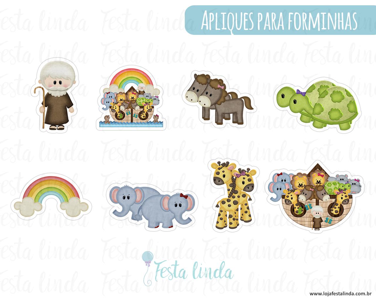 Dibujos Para Colorear Del Arca De Noe Para Imprimir: Animales Arca De Noe Para Imprimir Imagenes Para Imprimir