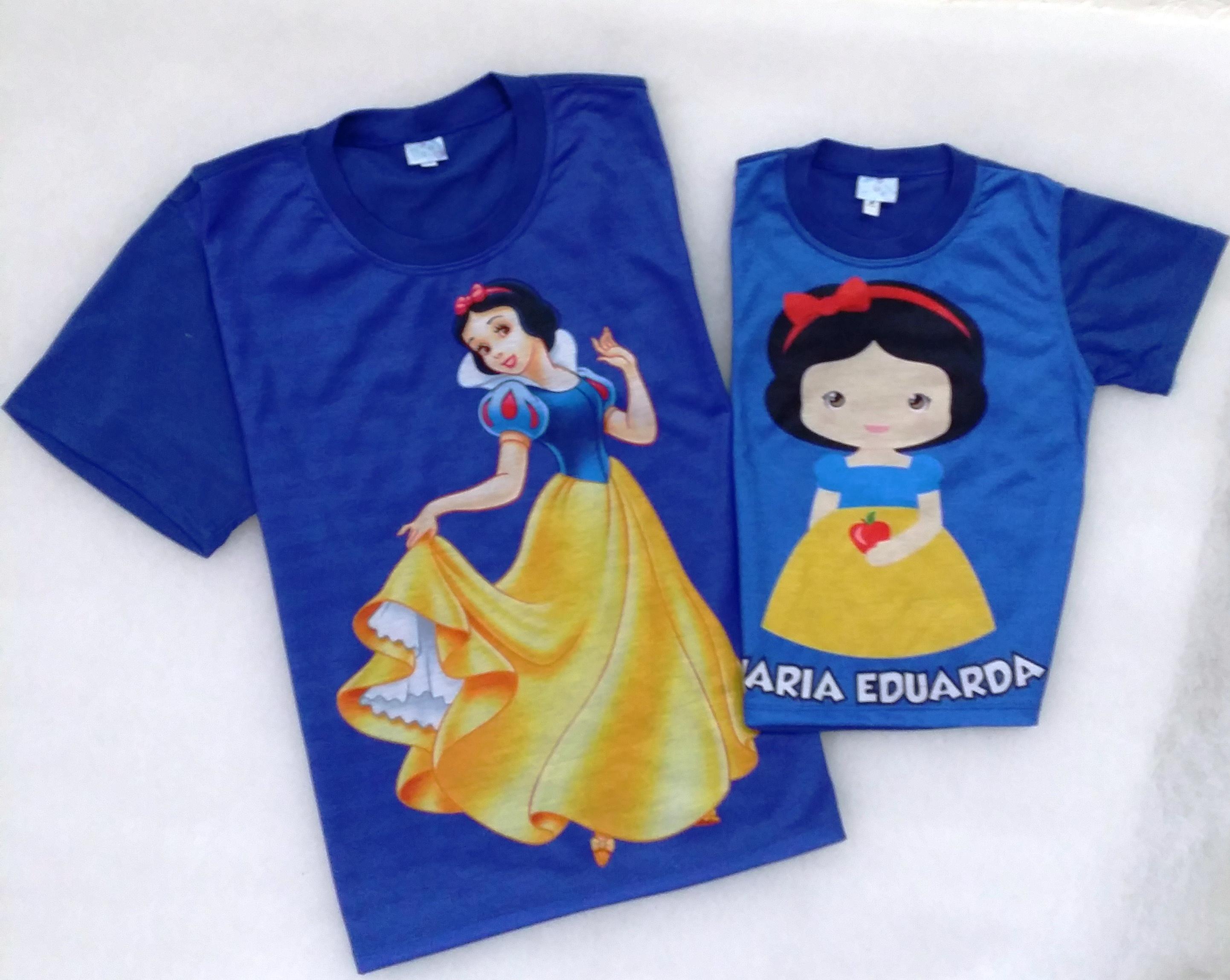 b8404c1c81 Camiseta Kit com Mãe e Filha de Natal