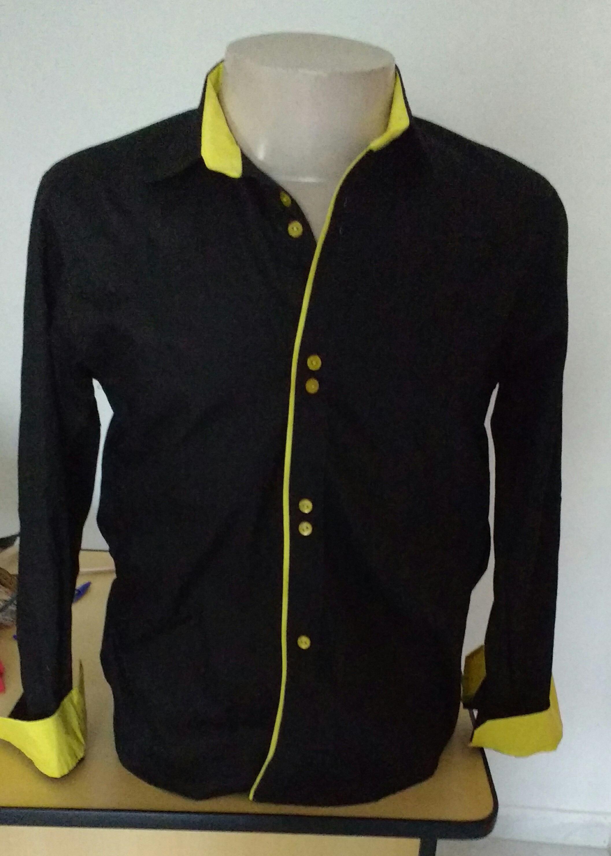 ed400bf89b4 Camisas Sociais Masculinas | Elo7