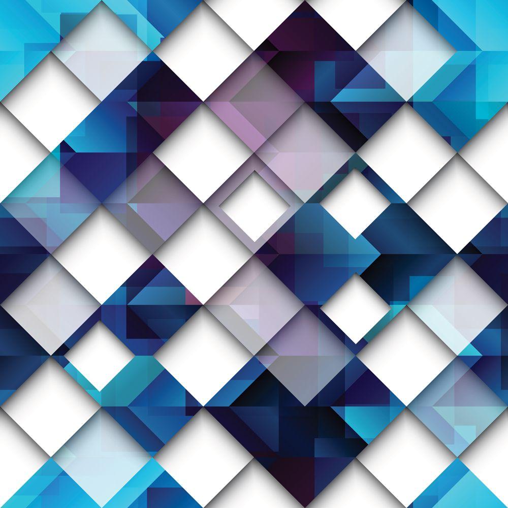 papel de parede para sala geométrico no elo7 paredes decoradas