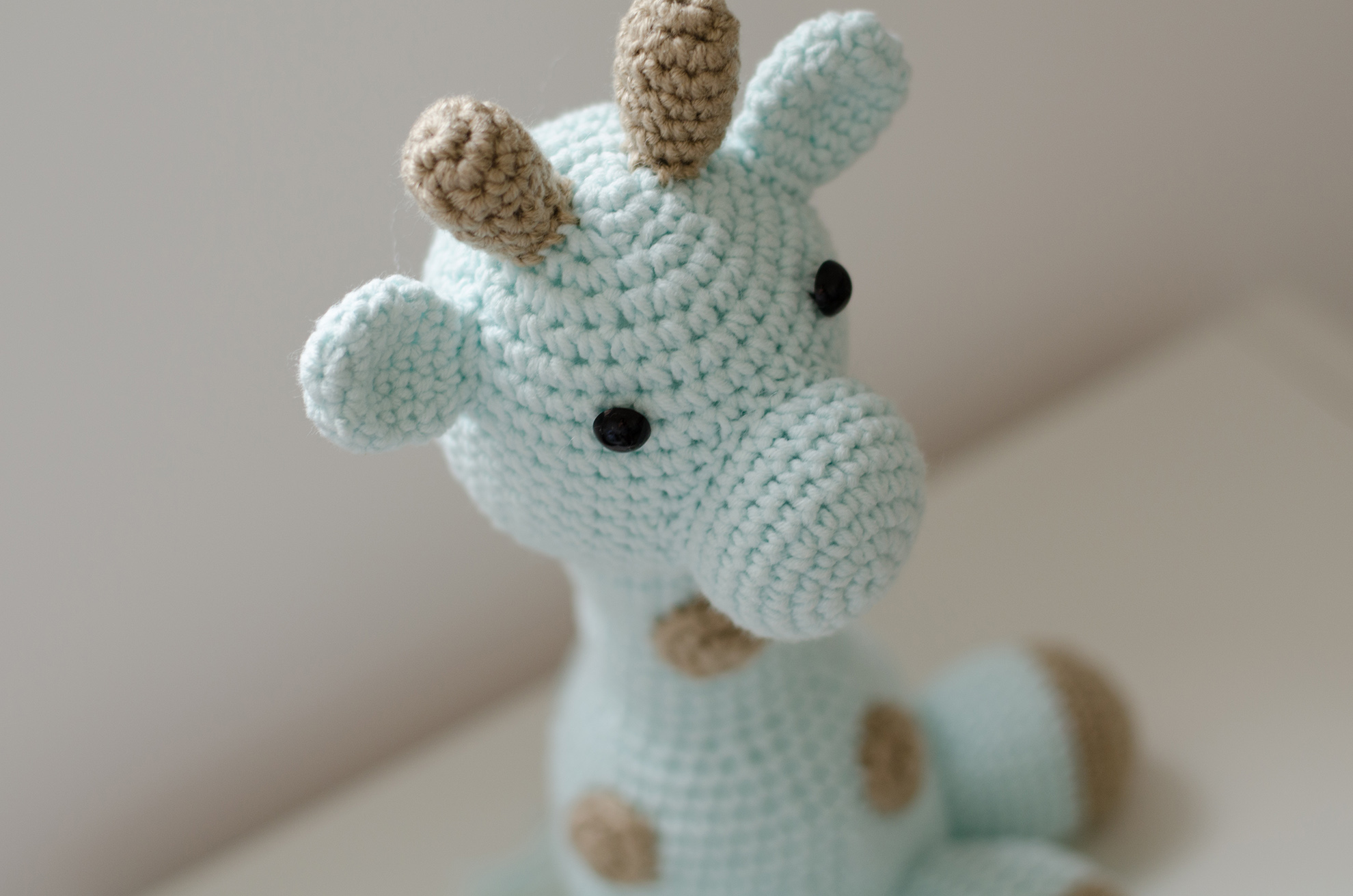 Girafa De Amigurumi - R$ 70,00 em Mercado Livre | 1311x1980
