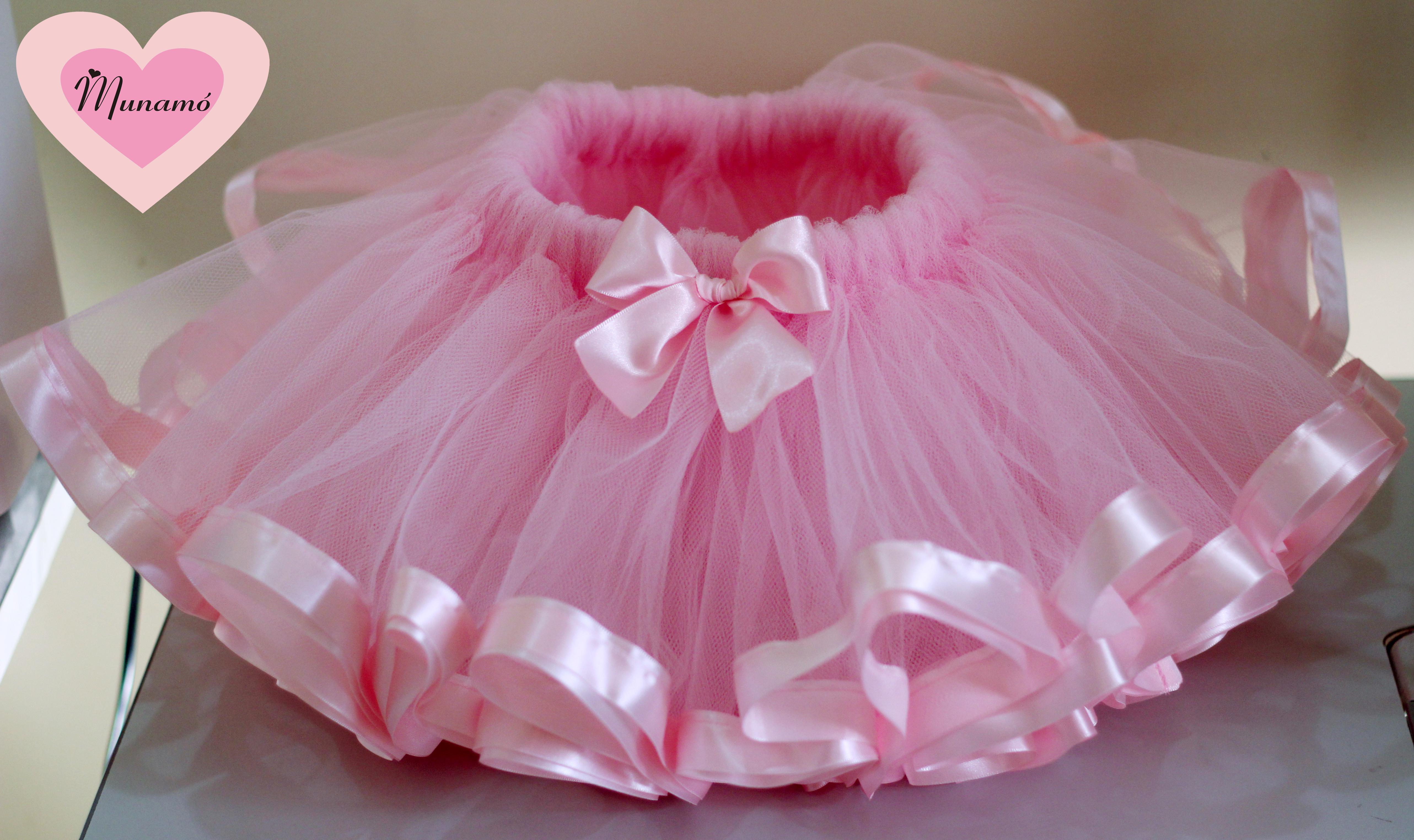 e878d6c67a Conjunto bailarina rosa bebê no Elo7