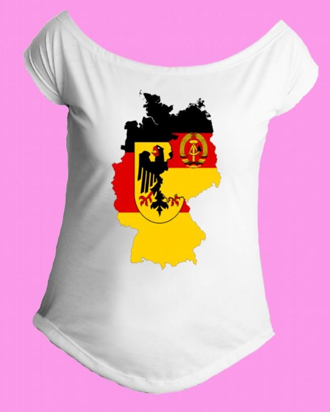 Camiseta Alemanha Canoa Longa 2  9bbf58b2ef97a