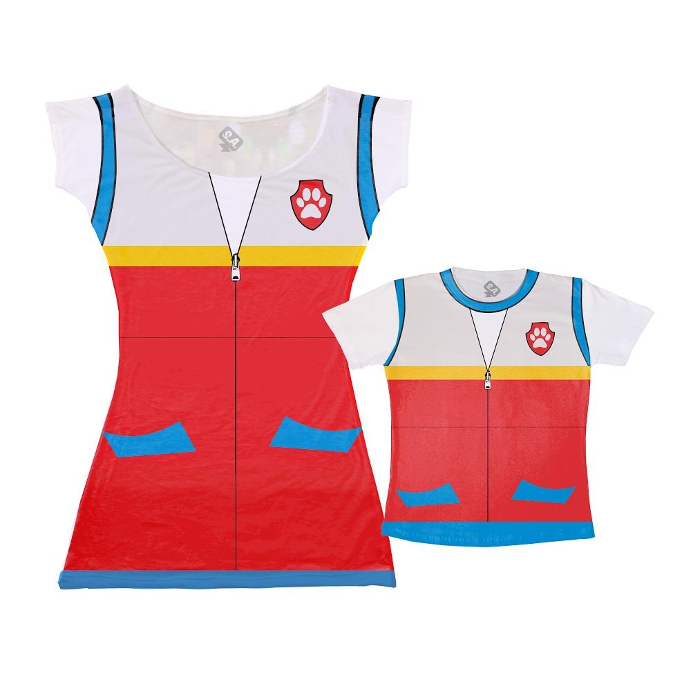 Vestidos e Camisetas Personalizados  e6124e7b379