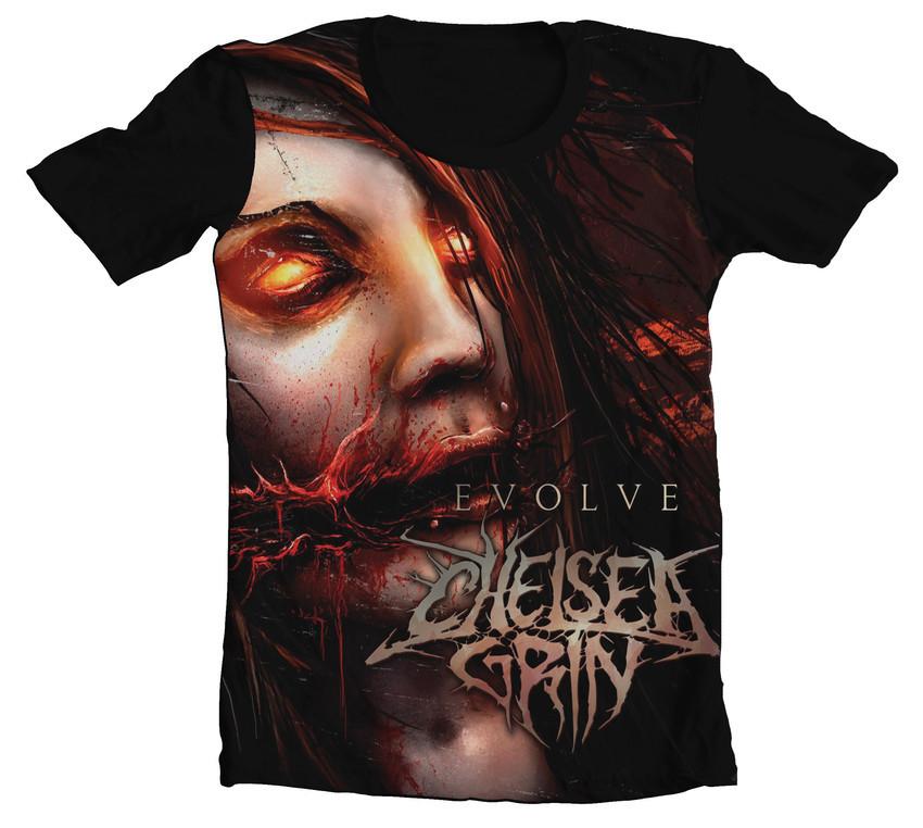 a1abeeb79d Camiseta Chelsea Grin Reaper