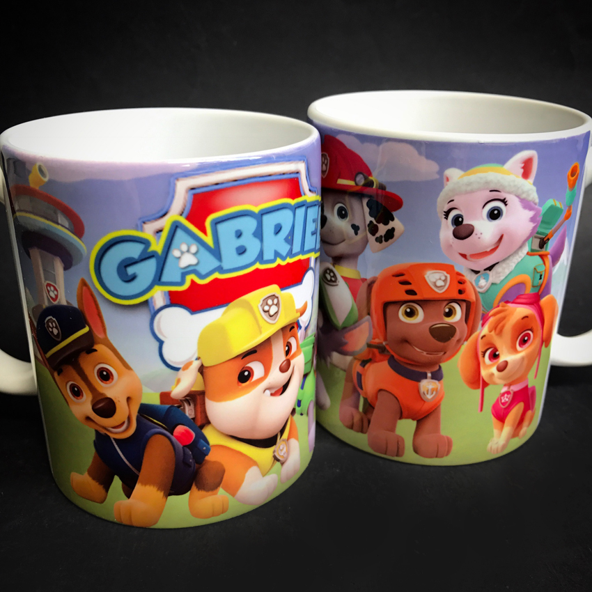 be53a6be2 Caneca Paw Unissex