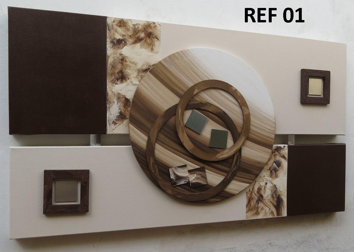 Quadros Bonitos Para Sala Fotos De Paredes Com Quadros Decorativos  -> Quadro Abstrato Pra Sala Barato