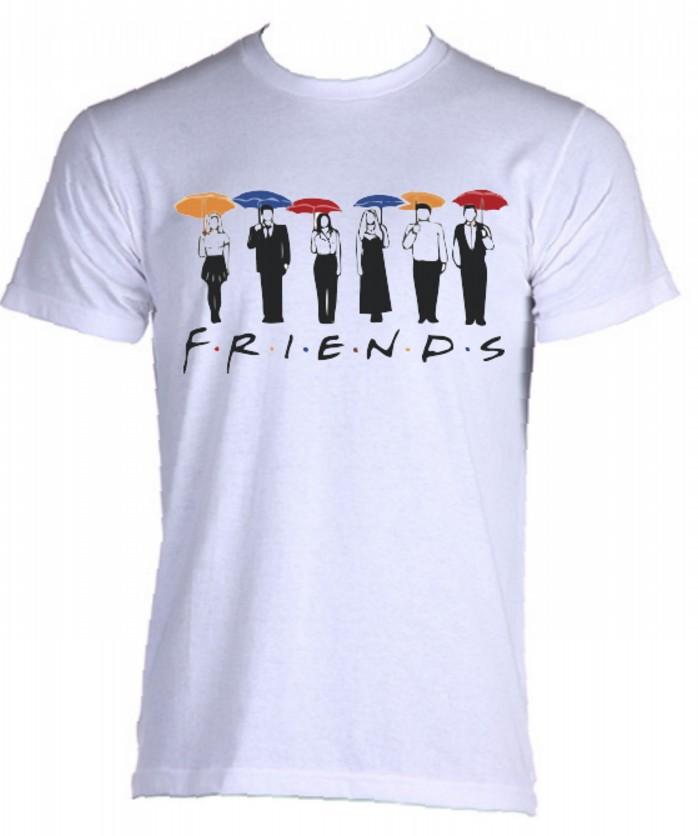 3334f698a8 Camiseta Friends