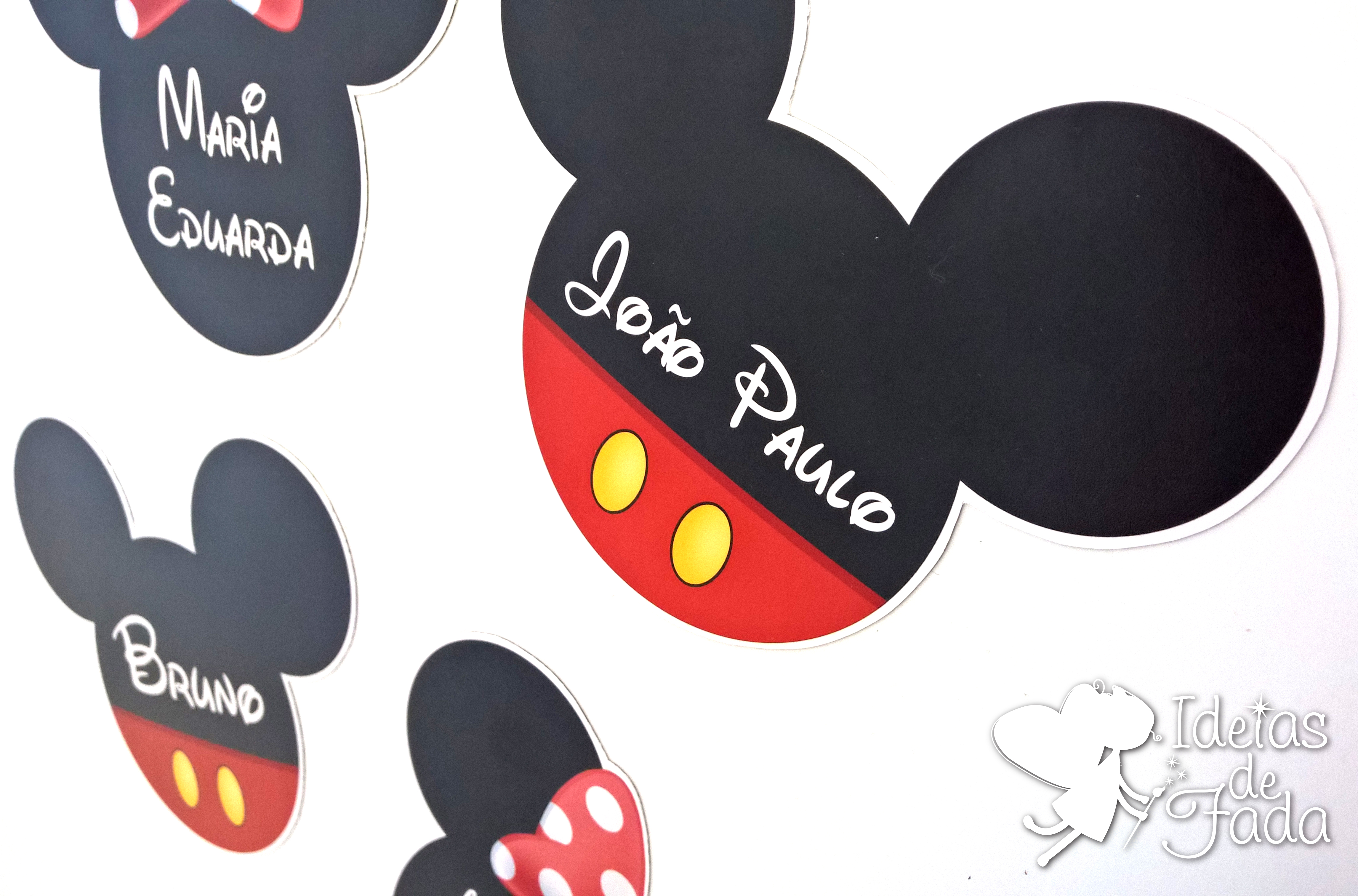 8b2855ecde Orelhinhas Disney Cruise Imã no Elo7