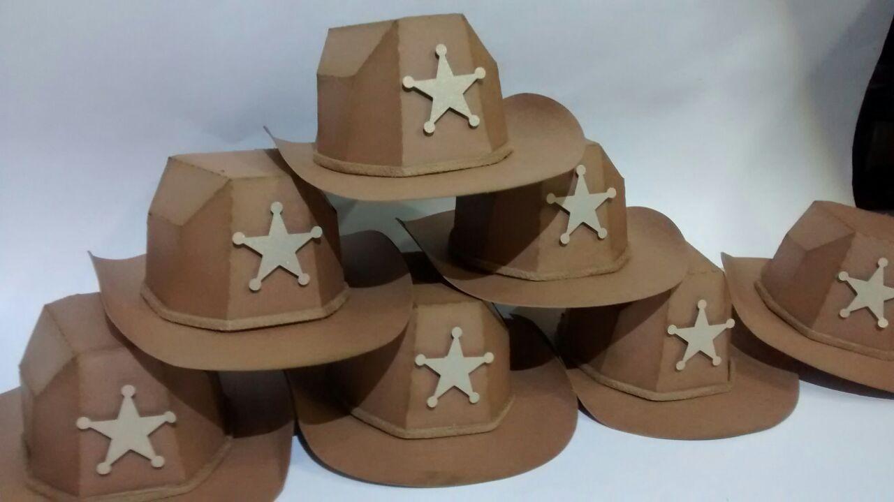 18d22d93f3705 Chapéu Cowboy