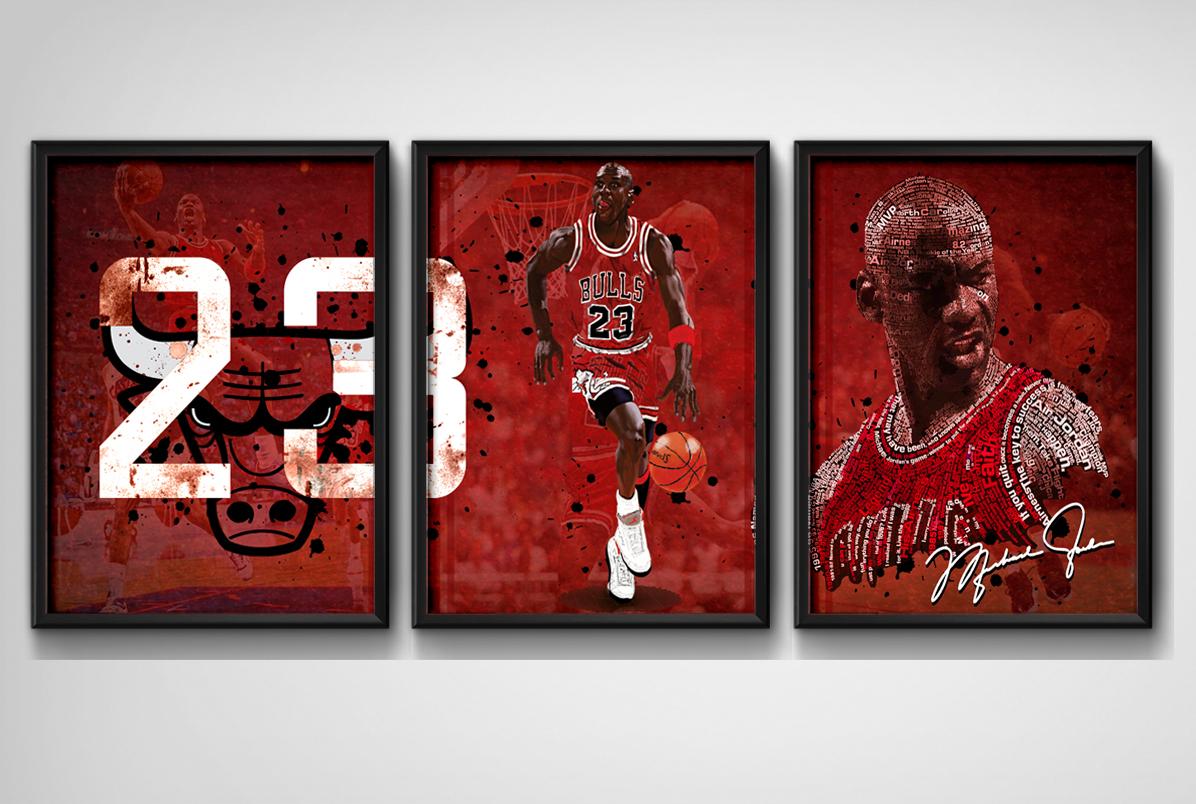 8184b08f068 Michael Jordan Quadro
