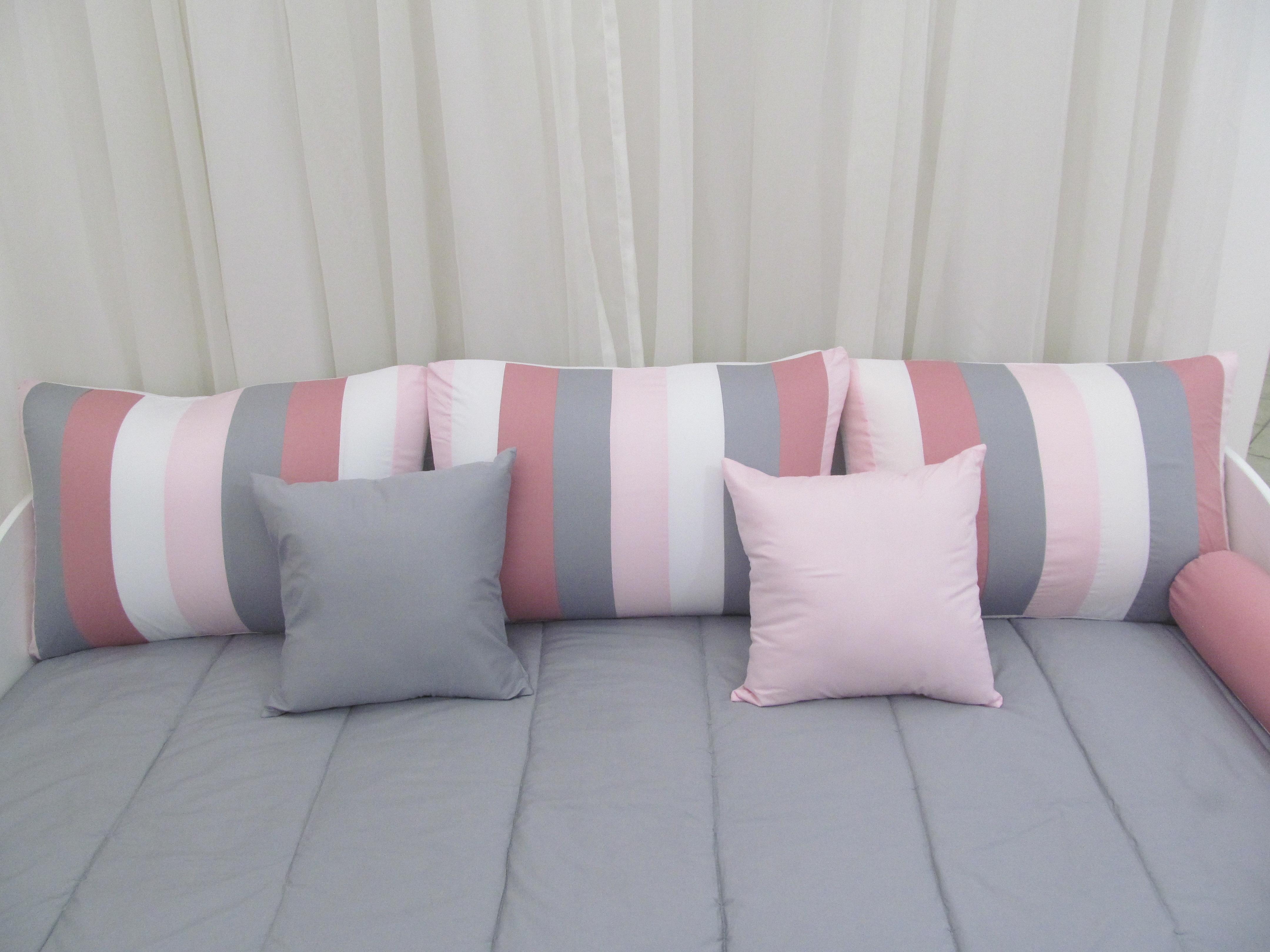 Kit cama auxiliar moderno iii 8 p s gatinhando elo7 for Cama original