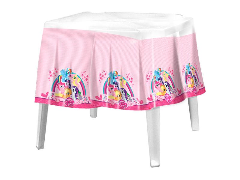 toalha de mesa my little pony atelier do papell elo7. Black Bedroom Furniture Sets. Home Design Ideas