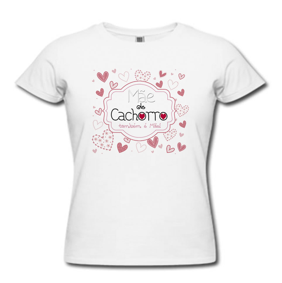 Camisa Mãe De Cachorro No Elo7 Presentearte Bh 88ee0d